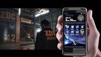 Dead rising 3 ZDC agent smartglass xbox