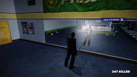 Dead rising bug light with no source