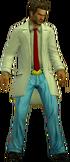 Dead rising Lab Coat