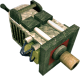 Dead rising Drill Motor