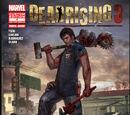 Dead Rising 3 Comic Book