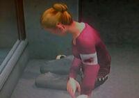 Dead Rising Woman In Despair