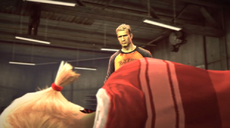 Dead rising 2 Case 0 case 0-4 cutscene 03 walking to katey