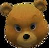 Dead rising Novelty Mask (Bear)
