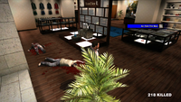 Dead rising brand new u potted plants