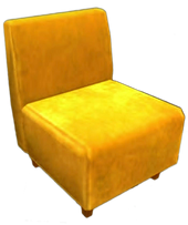 Dead rising Chair (Orange)
