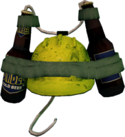 Dead rising Beer Hat 2