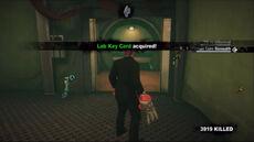 Dead rising case 7-2 lab key aquired