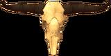 Dead rising Bull Skull