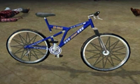 Dead Rising bicycle (2)