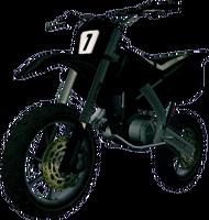 Dead rising Mercenary Bike