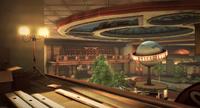 Dead rising Food Court upper platform
