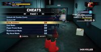 Dead rising off the record gamebreaker pack cheats page 1