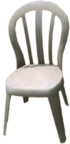 Dead rising Chair (White)