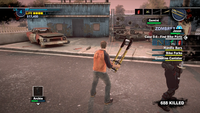 Dead rising 2 case 0 carry three bike parts at once