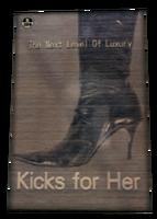 Dead rising ad al fesca kicks for her (2)