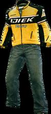 Dead rising chuck's default shirt and pants