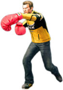 Dead rising boxing gloves combo