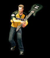 Dead rising electric guitar combo (1)