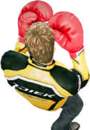 Dead rising boxing gloves throwing