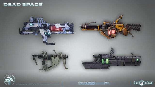 File:Unused Dead Space IOS weapons.jpg
