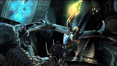 Dead Space 2 Tripod Death