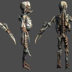 Рендер Стаи в Dead Space 3: Awakened.