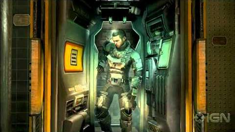 Dead Space 2 Armor Videos - Elite Security Suit