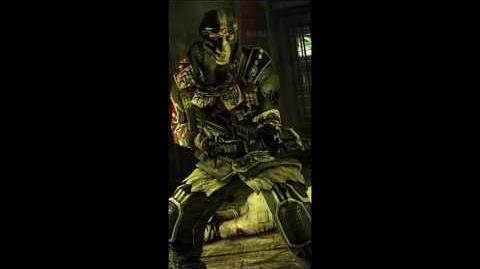 Dead Space 3 - Unitologist Fanatic Scripted Quotes