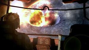 Isaac - Aegis VII Escape