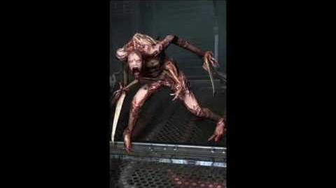 Dead Space Slasher Necromorph Sounds HD -non-potato quality-