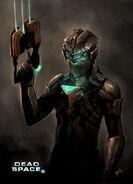 Isaac clarke by ninjatic-d3bni8m