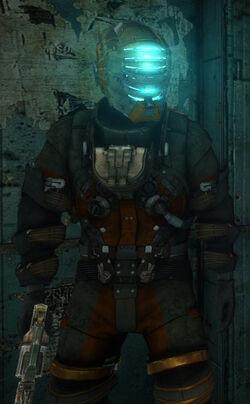 Flight suit DS3