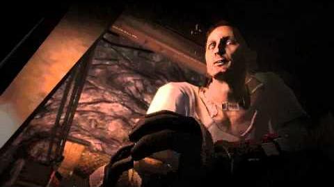 Dead Space 2 - Nolan Stross Death Scene