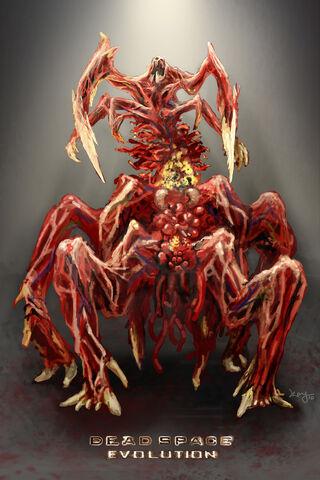 File:Necromorph Sagittarius by berserking.jpg
