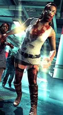 DT2 Prostitute Zombie
