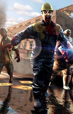 DT2 Worker Zombie