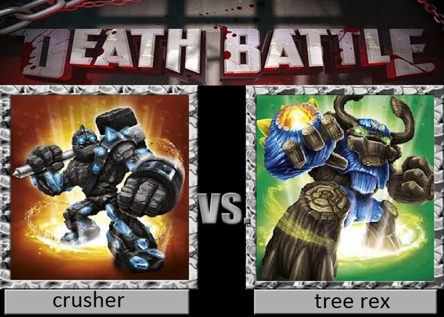 File:Death battle crusher vs tree rex.jpg