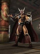 Mortal Kombat - Shao Kahn as seen in Shaolin Monks