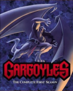 Gargoyles - Goliath as seen on the DVD Cover of Gargoyles