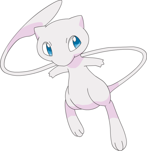 Image - Mew (anime AG).png | DEATH BATTLE Wiki | FANDOM ...
