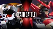 Tigerzord VS Gundam Epyon