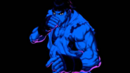 Street Fighter - Ryu as he appears in the Super Street Fighter II Turbo HD Recontructed Intro