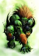 Blanka Street Fighter 4