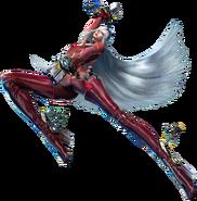 Jeanne Bayonetta 2 render