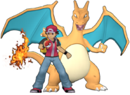 Red & Charizard DB
