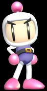 Bomberman - Bomberman's 3D Model