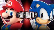 Mario VS Sonic Official
