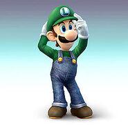 SSBB Luigi