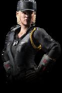 Mortal Kombat - Sonya Blade as she appears in Mortal Kombat X